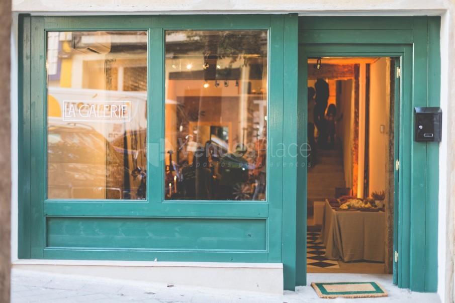 Exterior 1 en Espacio La Galerie