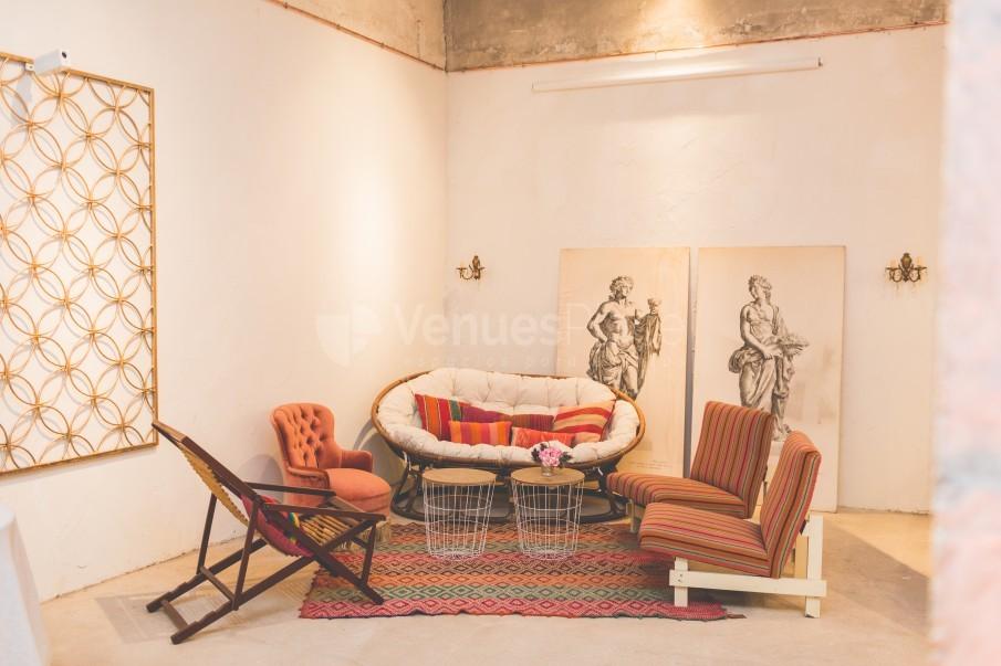 Interior 11 en Espacio La Galerie