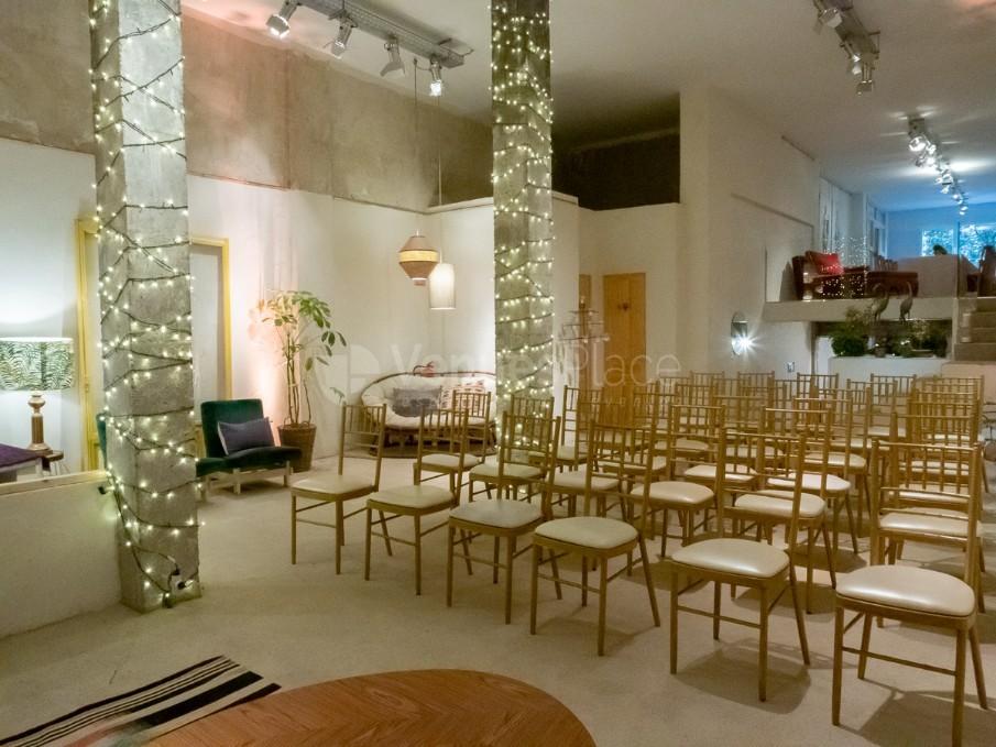 Interior 14 en Espacio La Galerie