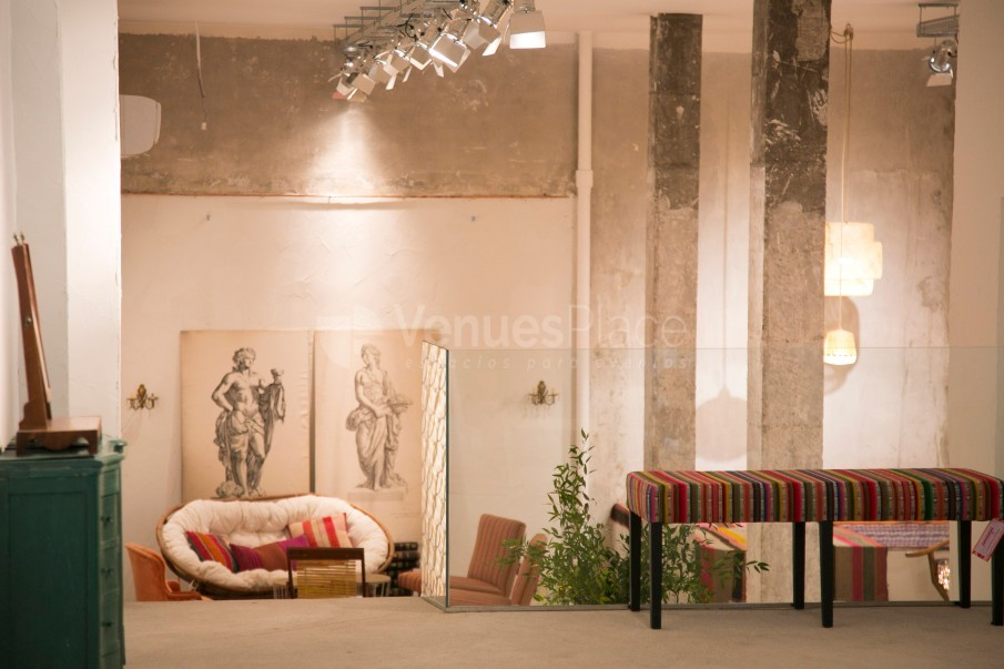 Interior 3 en Espacio La Galerie