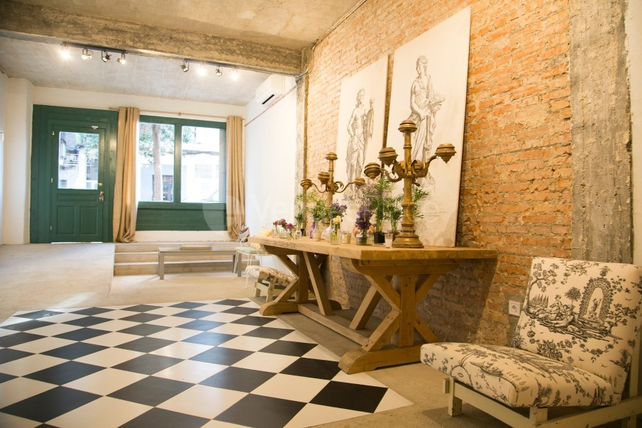 Interior 1 en Espacio La Galerie