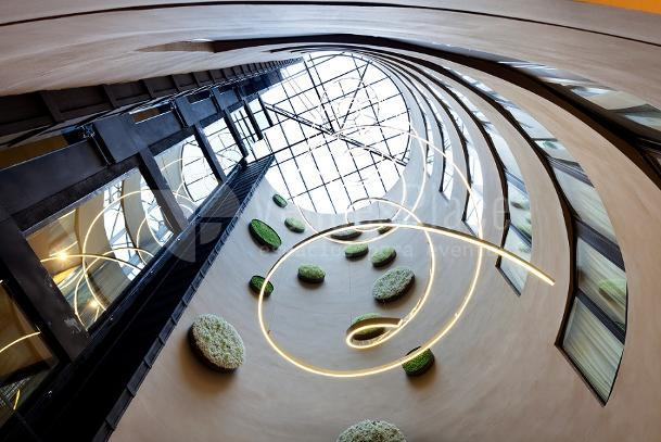 Lobby en Hotel Condes de Barcelona****