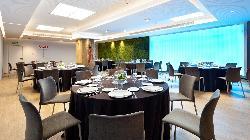 Montaje banquete Salón LIMA en HOTEL CONDES DE BARCELONA