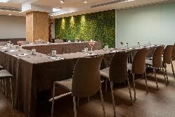 Montaje en U en Salón LIMA en HOTEL CONDES DE BARCELONA