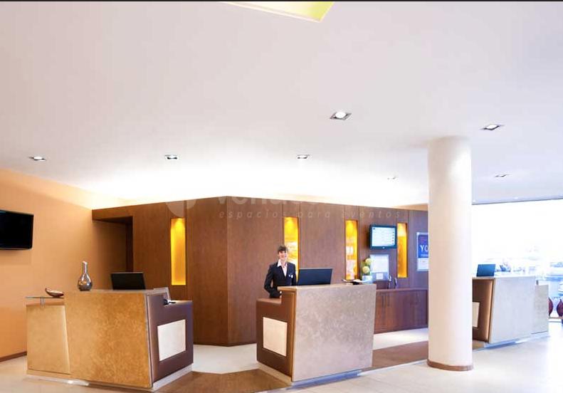 Interior 1 en Sercotel Valladolid