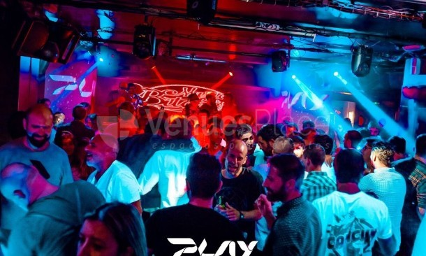 Evento Play Club