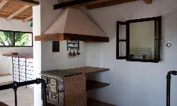 Cocina propia en Cerros Bravo Apartamentos