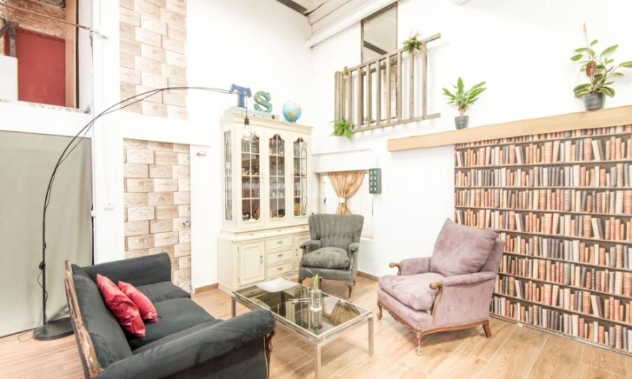 Interior 4 en Bellucci Studios