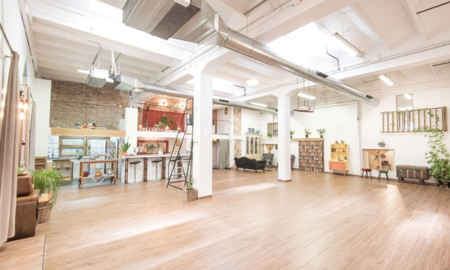 Interior 1 en Bellucci Studios