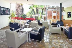 HALL DPREMIER GRAN HOTEL REYMAR & SPA
