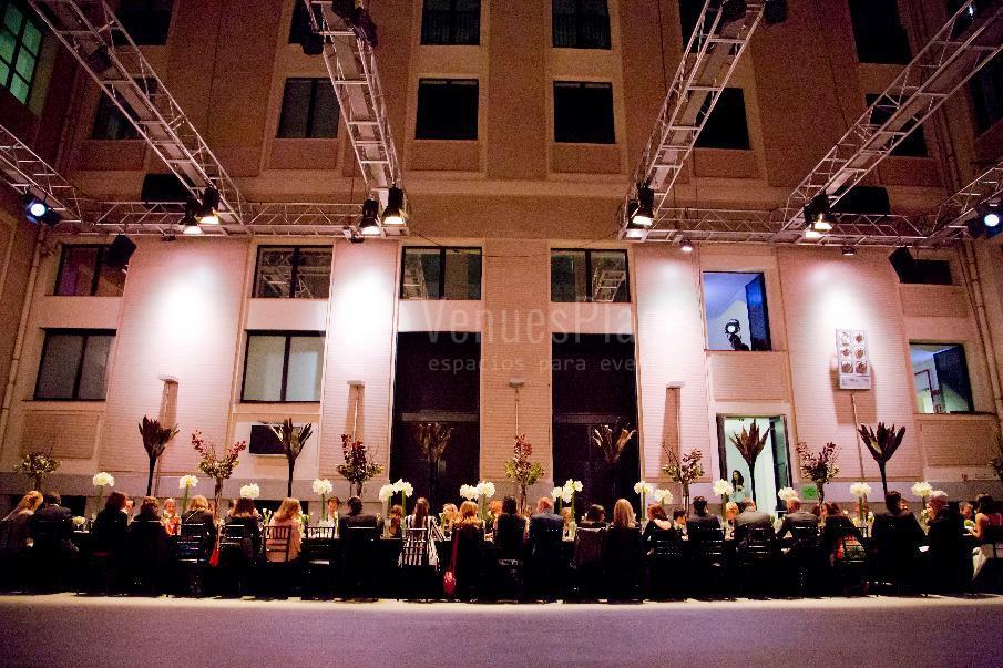 El Centro ofrece espacios  en alquiler para actividades externas de empresas privadas y asociaciones La Casa Encendida