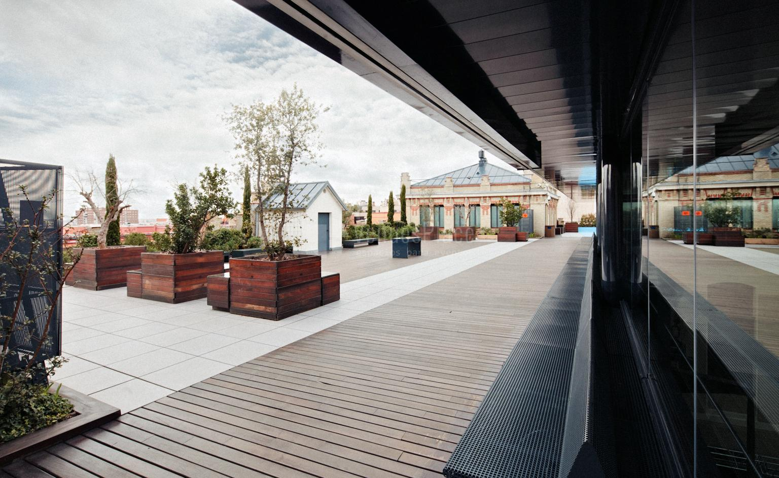 La casa encendida venuesplace for Casa de granada terraza madrid