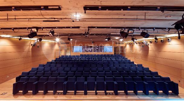 Auditorio en La Casa Encendida