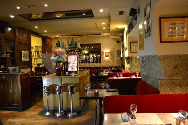 Interior 1 en Café Oliver