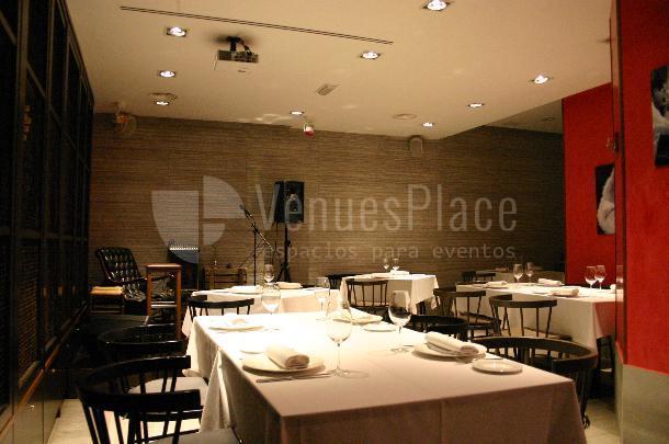 Un espacio único para eventos de éxito en Più Di Prima