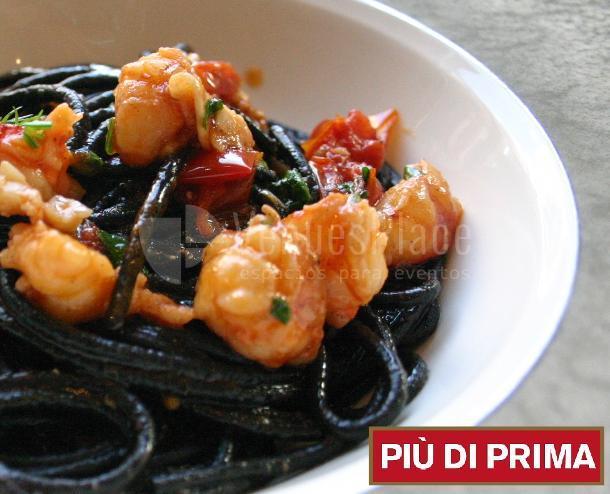 Exquisita gastronomía en Più Di Prima