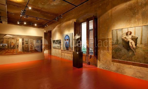 Interior 1 en Palau Gomis