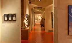 Interior 2 en Palau Gomis