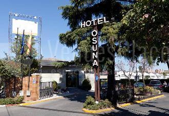 Hoteles para grupos para Bodas: Hotel Osuna
