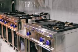Cocina hot line
