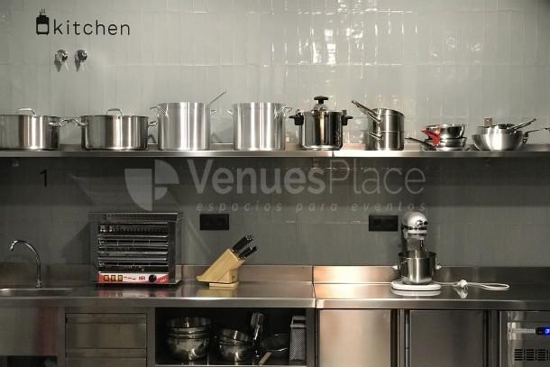 Food Lab Kitchen