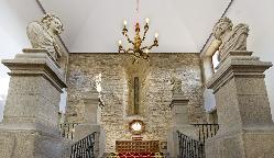 Interior 6 en Parador de Santiago de Compostela