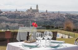 Montaje 3 en Parador de Segovia
