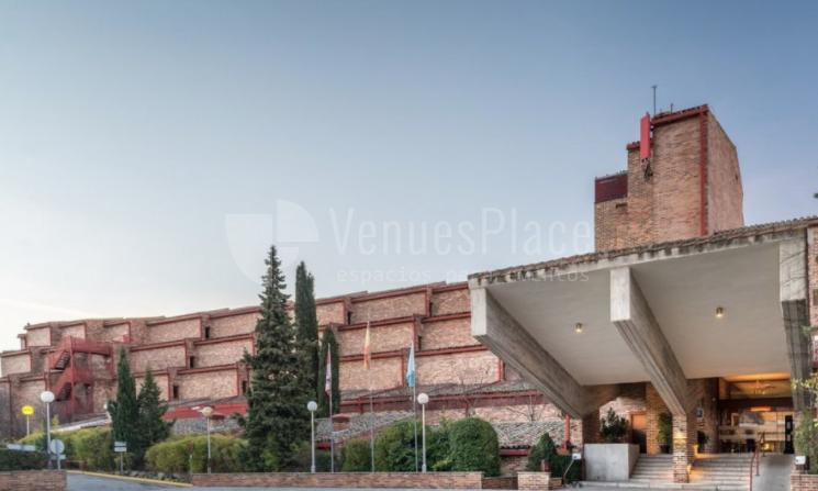 Exterior 3 en Parador de Segovia