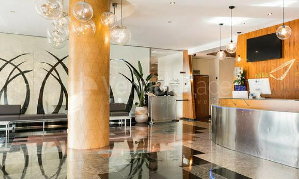 Interior 4 en Hotel Abba Garden