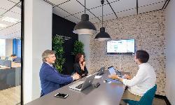 Montaje 7 en Welink Coworking