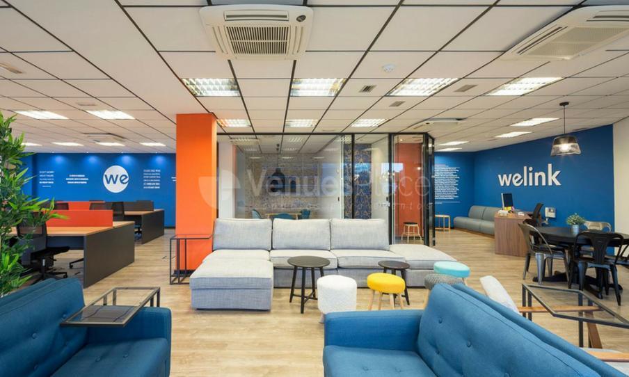 Interior 1 en Welink Coworking