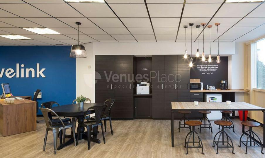Interior 4 en Welink Coworking