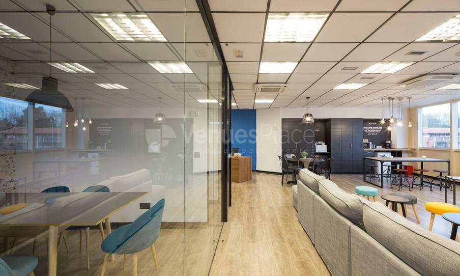 Interior 9 en Welink Coworking