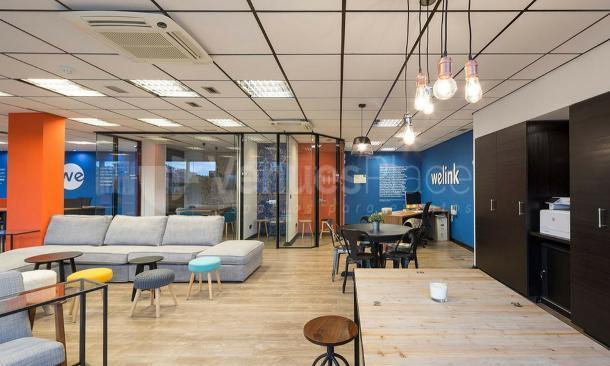 Interior 2 en Welink Coworking