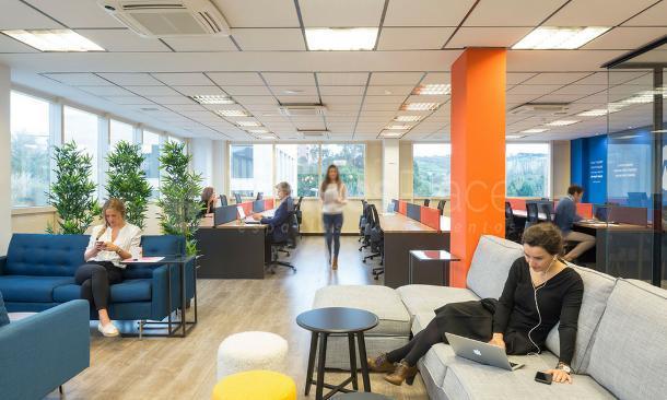 Interior 8 en Welink Coworking