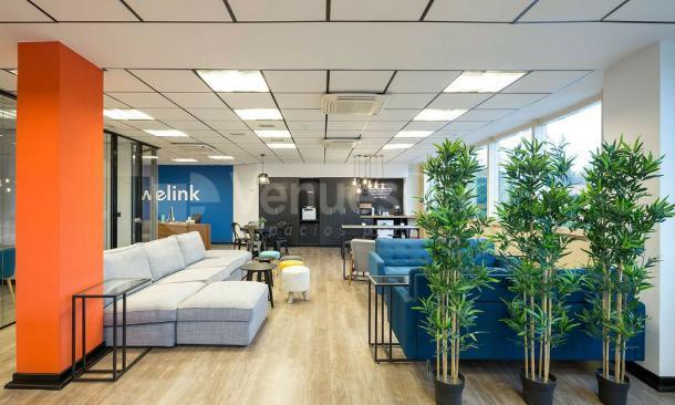 Interior 5 en Welink Coworking