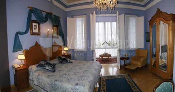 Interior Hotel Villa La Argentina