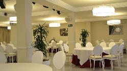 Comidas y cenas de empresa en Alborada Innoeventos