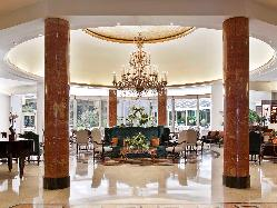 Lobby en InterContinental Madrid
