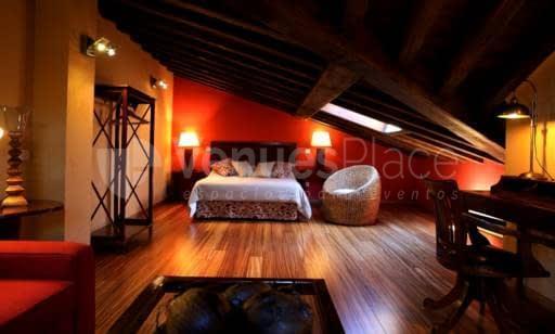 Interior 8 en Estrella Rural, complejo turístico rural  alojamiento Hercules