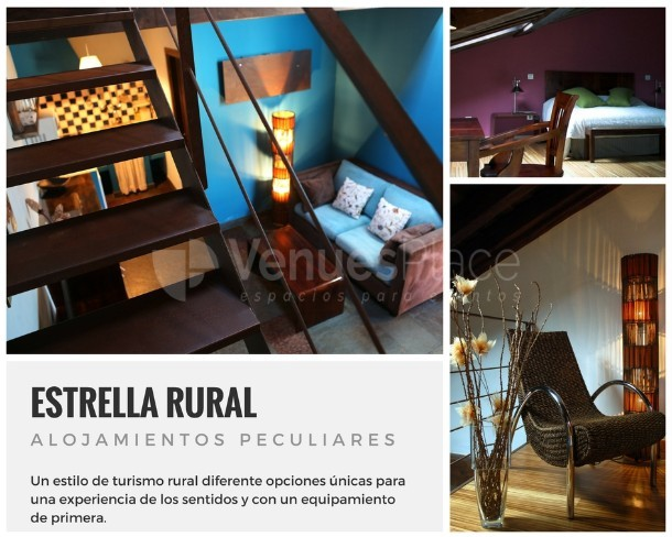 Montaje 11 en Estrella Rural, complejo turístico rural