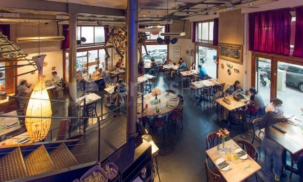 Salón prinipal Restaurante El Foro