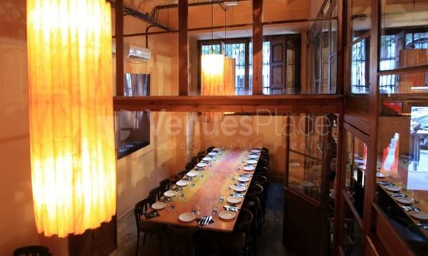 Reservado Restaurante El Foro