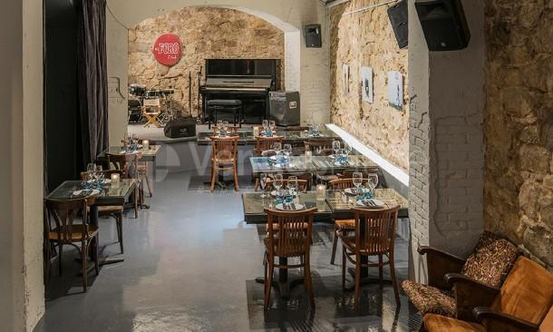 Foro club en Restaurante El Foro