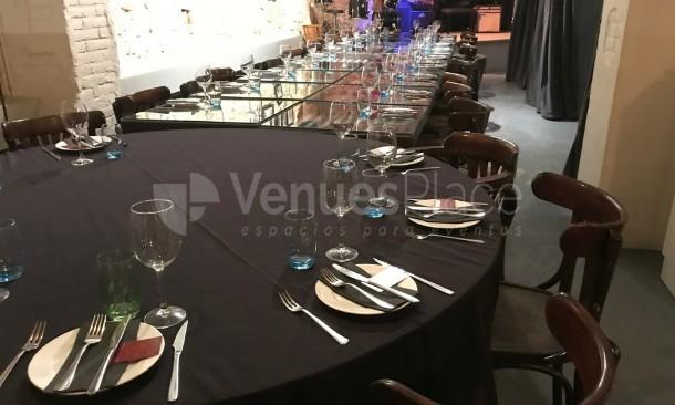 Montaje 4 en Restaurante El Foro