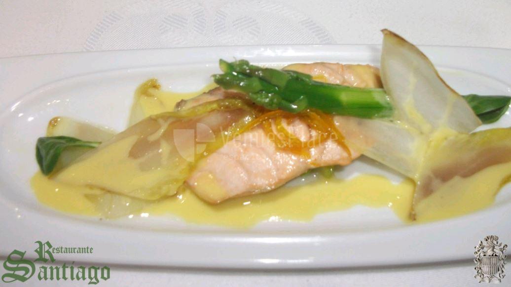 Menú 13 en Restaurante Santiago