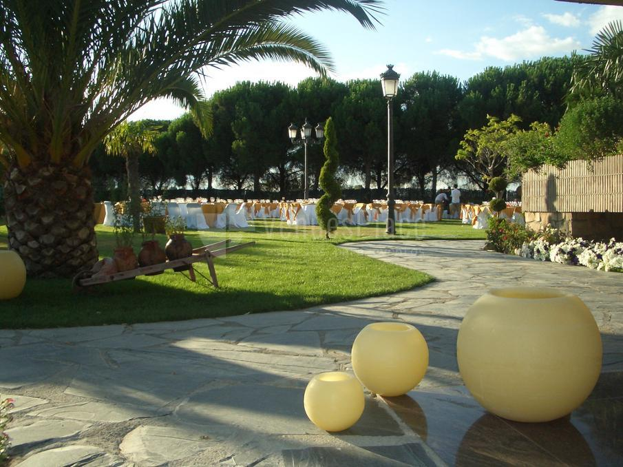 Montaje 1 en Quinta del Alba
