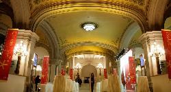 Eventos en Hall de entrada en MNAC Museu Nacional d'art de Catalunya