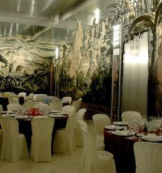 Cenas de empresa en MNAC Museu Nacional d'art de Catalunya