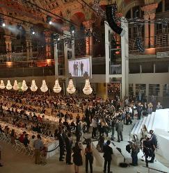 Eventos multitudinarios en MNAC Museu Nacional d'art de Catalunya